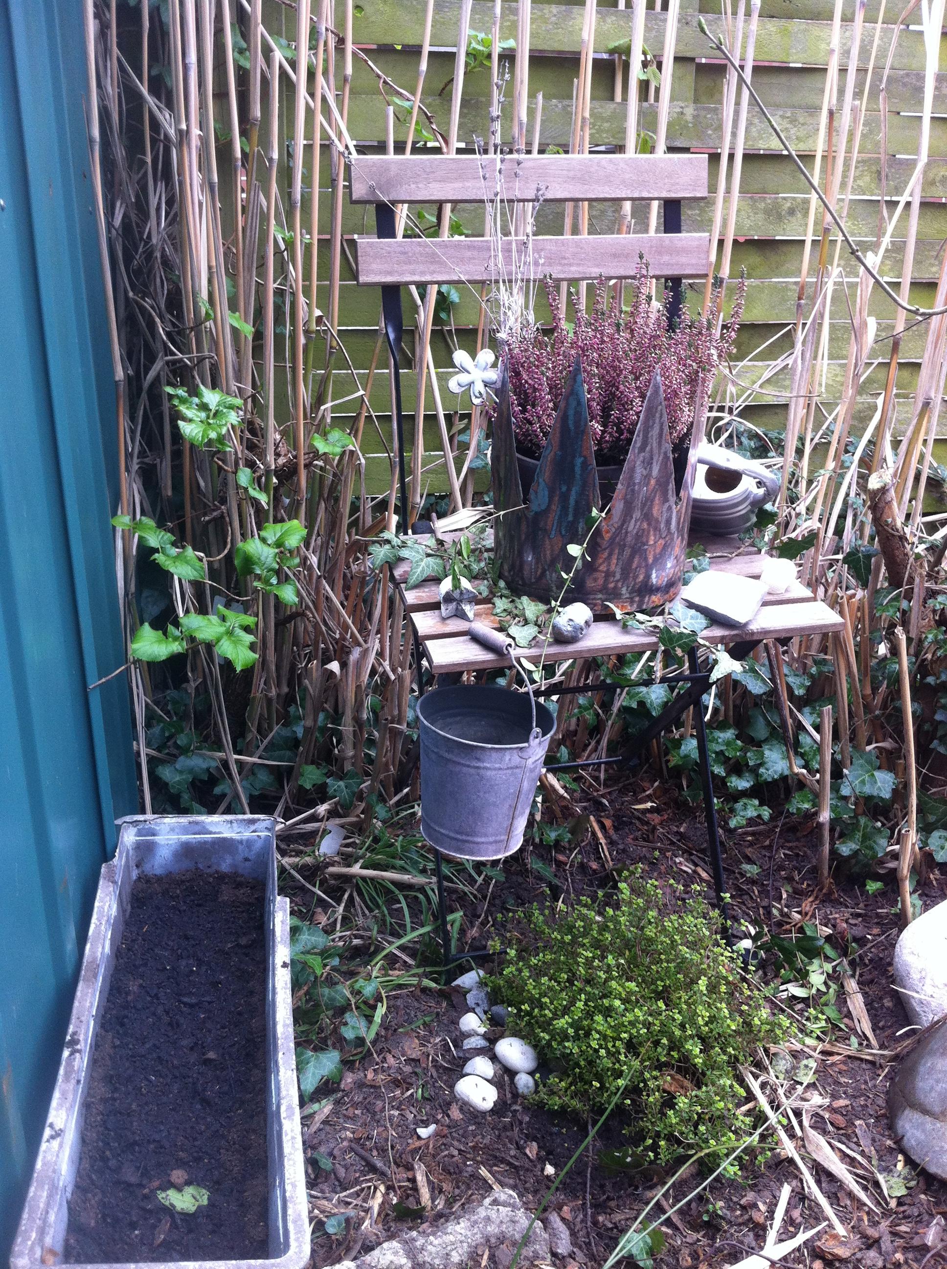 Der April in meinem Garten
