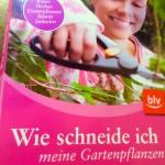 Gartenbuch- Titel