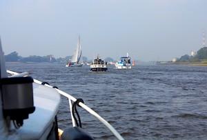 Auf der Weser II