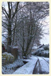 So sah es letzten Winter aus :-)