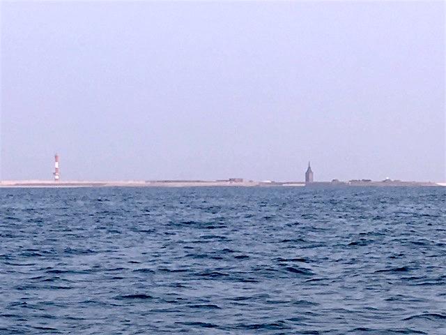 Wangerooge auf eigenem Kiel